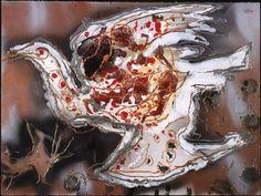 Жан-Поль Риопел (Jean-Paul Riopelle) history_of_art Joan Mitchell, Artwork Images, Sculpture, Artist At Work, Contemporary Artists, Pet Birds, Les Oeuvres, Abstract Art, Illustration Art