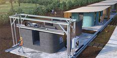 PC Revue | 3D tlač domov pre chudobných. Domček s rozlohou 60m2 za 10 000 a časom možno aj za 4000 dolárov