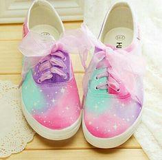 Galaxia / zapatillas