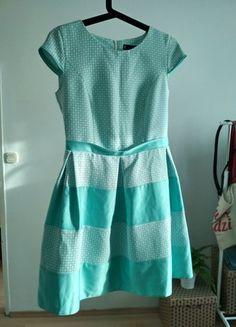 Kup mój przedmiot na #vintedpl http://www.vinted.pl/damska-odziez/letnie-sukienki/21569000-piekna-turkusowa-sukienka-na-letnie-przyjecie