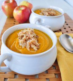 kobucha vegan squash soup