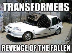 Transformers: Revenge Of The Fallen - qm stories & news.