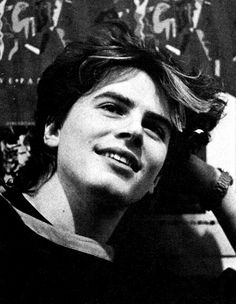 John Taylor.  I have not seen this picture before.