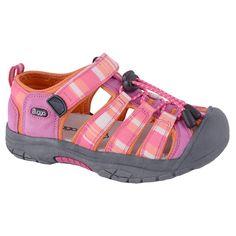 Letní sandále BUGGA B094, fuchsia