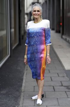 ADVANCED STYLE: Daphne Selfe