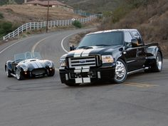 F350 and matching Cobra