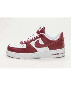 meet 669d4 73ce2 Nike Air Force 1 Low Team Red White Air Force 1 Sale, Nike Air Force
