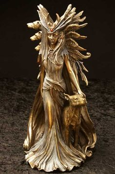 $84.00 Hecate 25cm tall which is almost 10 inches.  Costs 50.99  pounds or around 84 dollars.