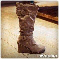 Botas de invierno #botines #zapatos #shoes
