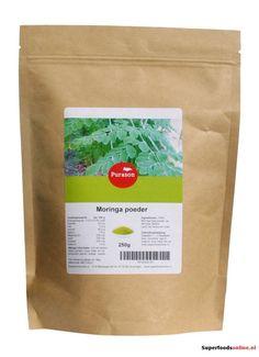 Moringa poeder bestellen bij Superfoods online 250g