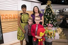 Beauty Boss Amy Deline Glams up The Today Show. #todayshow #avon #bizopp https://www.avon.com/blog/avon-insider/beauty-boss-amy-deline-brings-glam-and-holiday-spirit-to-today-show?rep=maricela