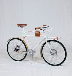 The Faraday bike by IDEO and Rock Lobster Cycles