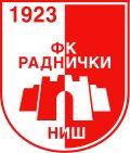 1923, FK Radnički Niš (Serbia) #FKRadničkiNiš #Serbia (L11088)