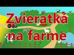 Farm Animals - Animated animal sounds for children and toddlers - farm animal sounds Farm animal names and sounds for kids. Children love the sounds the farm. Bedtime Stories For Toddlers, Stories For Kids, Toddler Learning, Teaching Kids, Tales For Children, Sound Song, Three Little Pigs, Child Love, Kids Songs