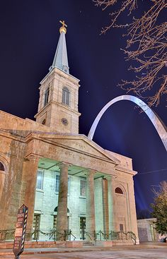 The Old Cathedral - St. Louis, MO