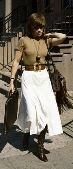 'Klute' (1971). Costume Designer: Ann Roth