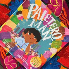 Follow along with our narrator as he passes through his busy neighborhood in search of the Paletero Man. But when he finally catches up with him, our narrator's pockets are empty. Oh no! What happened to his dinero? It will take the help of the entire community to get the tasty treat now. 📸 @whatarewereading Paletero Man, National Book Store, Spanish Words, Gifts For Readers, Ice Pops, Wedding Men, Summer Days, Empty, The Book
