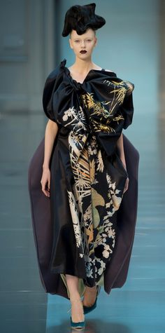 The Most Breathtaking Gowns from Fall 2015 Couture Fashion Week - Maison Martin Margiela Couture from #InStyle
