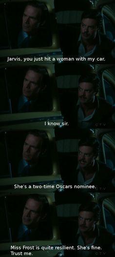 Agent Carter S02E10 - Hollywood Ending - Welp, Howard is back.