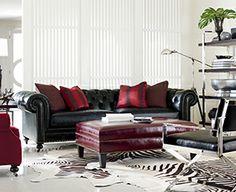 Madigan Noir Sofa at Star Furniture