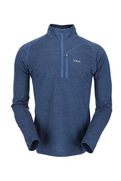 MeCo™ 190 Long Sleeve Zip Tee