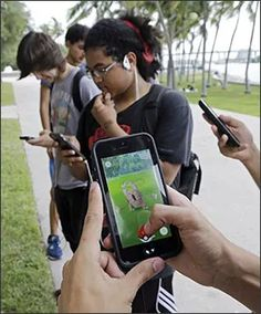 Teachers see potential to use the Pokémon Go game to help teach local history, civics, and other lessons, but skeptics worry about privacy risks. Pokemon Firered, Education Week, Go Game, Math School, Help Teaching, Local History, Go Outside, Social Skills, Internet Marketing