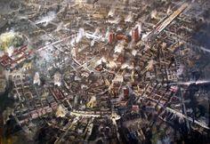 MILANO, veduta aerea