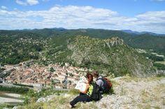 Anduze, au pied des Cévennes, l'une des plus puissantes et plus anciennes forteresses médiévales du Languedoc Languedoc, Dolores Park, Photos, France, Travel, Tourism, Pictures, Viajes, Trips
