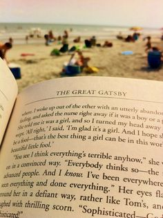 gatsby reading
