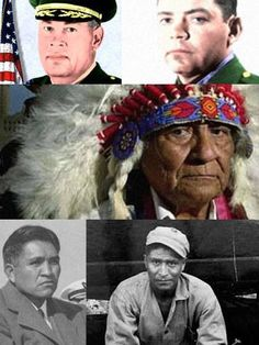 Remember Native Americans in the Military