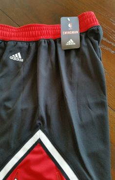 a28137ad1494 adidas Chicago Bulls NBA Swingman Shorts - Mens - Black for sale online
