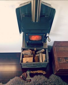 Cb 1008 Cub Cubic Mini Wood Stove In 2018 Cool Products
