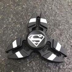 Superhero Metal Fidget Spinner