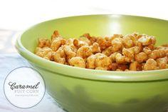 20 Going On 80: Caramel Puff Corn