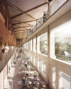foster + partners to expand madrid's prado museum