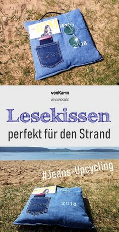 Diy Jeans, Love Jeans, Upcycle, Diy Upcycling, Denim Ideas, Textiles, Refashion, Diy Clothes, Handmade Home