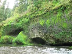 Eagle Creek: the blue lagoons. Where are the mermaids?