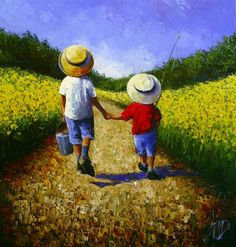 Impressionist style paintings by Dima Dmitriev Paintings Painting People, Painting For Kids, Painting & Drawing, Art For Kids, Art Children, Colorful Paintings, Beautiful Paintings, Flora Und Fauna, Pictures To Paint