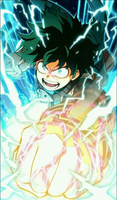 Deku full cowl/smash