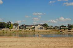 Inselparadies in der Loire: Île de Béhuard | BLEU, BLANC, ROUGE