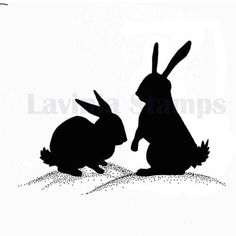 Two magical bunnies….. these are great stamped in a brayered moonlight…or why not try our scene scapes…add a few stars ... lovely ... aprox 6 cm x 5 cm (2 1/2 x 2). I have an newsletter that goes out occassionally with details of classes that Im conducting along with stock updates in
