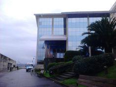 Centro Cívico San Diego en La Coruña, Galicia