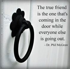 The True Friend - The Daily Quotes