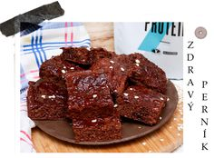 Healthy Style, Kefir, Healthy Recipes, Healthy Food, Sweet Treats, Clean Eating, Cookies, Chocolate, Fitness