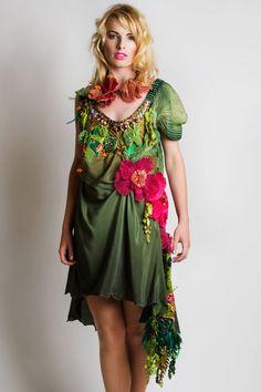 Textile art by Jan Knibbs