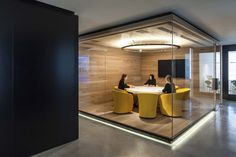 Canada-Israel HQ by Orly Shrem Architects, Herzliya – Israel » Retail Design Blog
