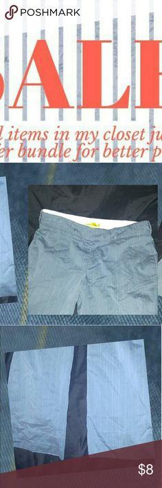 cf0fa0f3e7c5a8 Cute stripe pants office work pants need ironing Catherine Malandrino Pants  Straight Leg Stripe Pants