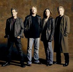 The Eagles! My all-time favorite band!!!