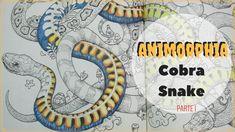 ANIMORPHIA - Cobra / Snake | Luciana Queiróz