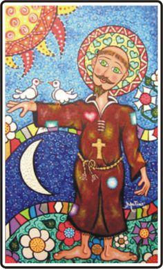 Onde houver dúvida, que eu leve a fé - São Francisco de Assis